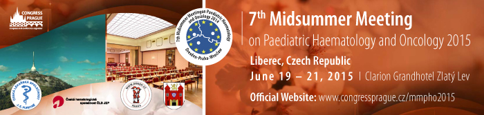 7th Midsummer Meeting on Paediatric Haematology and Oncology 2015