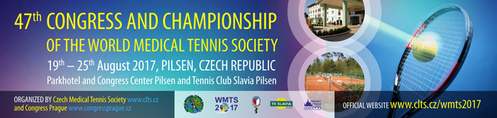 47th Congress and Championship  of the World Medical Tennis Society