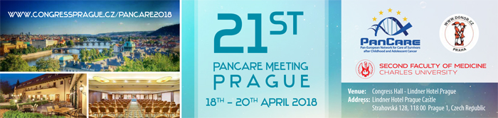 21st PanCare Meeting Prague
